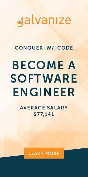 galvanize coding programs